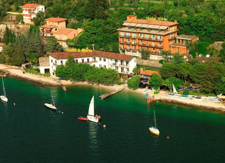 Hotel S.Maria – Brenzone sul Garda for information: Gardalake.com