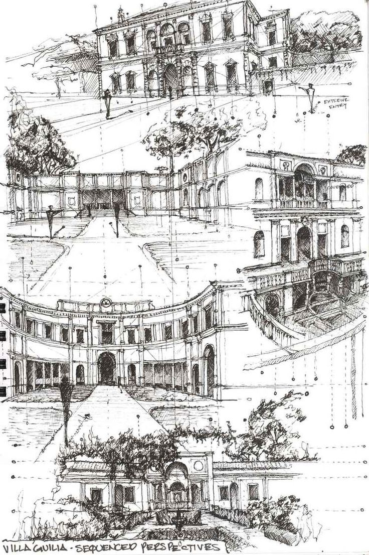 architecture travel sketchbook - Google Search