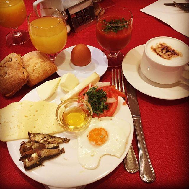 Guten Morgen, Stärkung für den Tag im Hotel Valentin Paguera