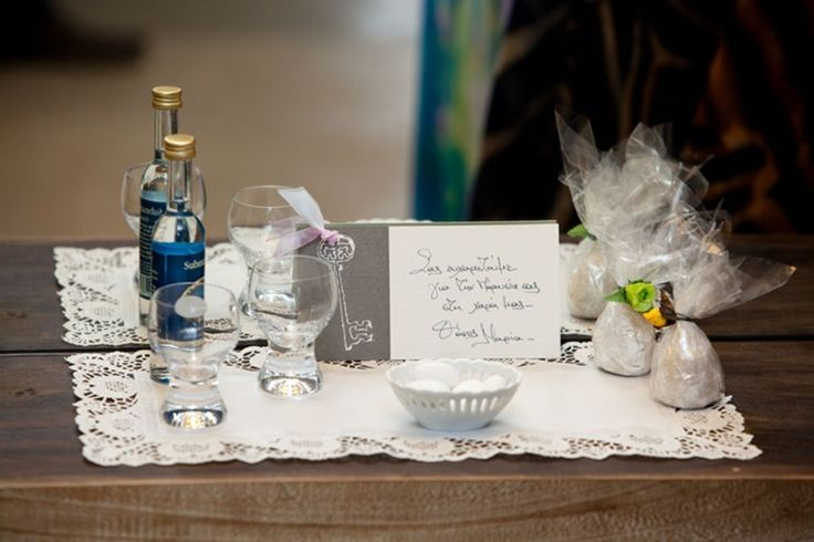 A welcome gift always is a beautiful surprise for your beloved guests! #welcomegift #destinationwedding