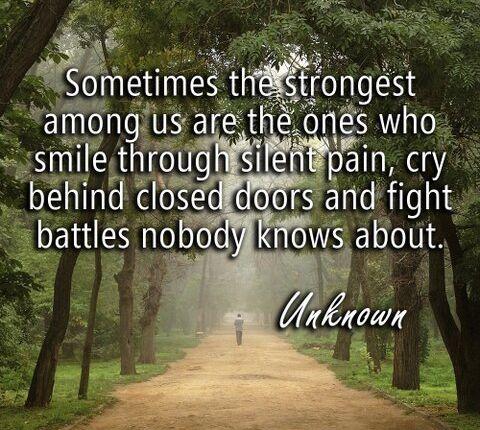Quotes About Smiling Through Pain Pain d'epices, ...