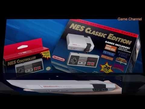 Nintendo's NES Classic Edition Will Crush Our Little Nostalgic Skulls