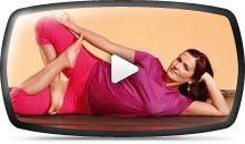 Асаны йоги - видео