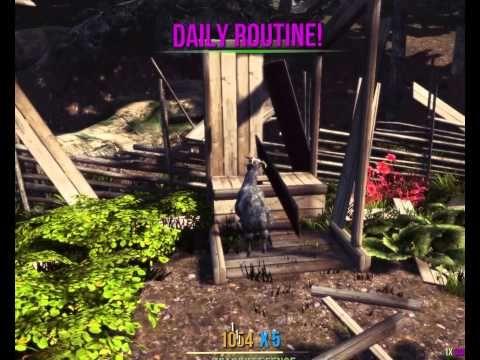 Симулятор козла:)Убойный козел