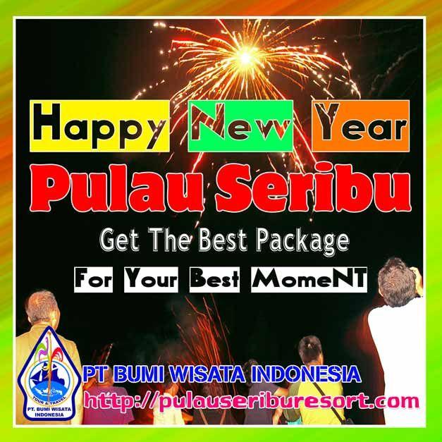 New Year Package - Harga Paket Tahun Baru di Pulau Seribu - Pulau Putri Resort