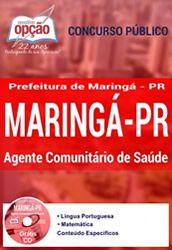 Promoção -  Apostila Maringá PR - Vários cargos  #concursos