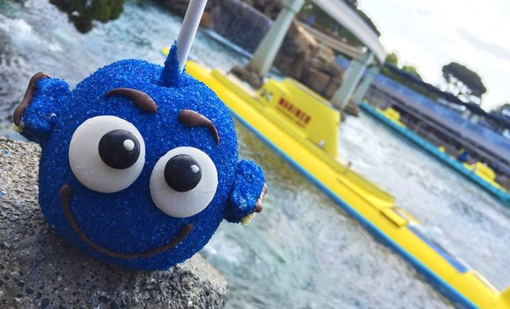 These Finding Dory Treats Headed to the Disney Parks are Almost Too Cute to Eat