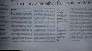 Elisir di Naturopatia: LA MEDICINA ALTERNATIVA E QUELLA ALLOPATICA SONO C...