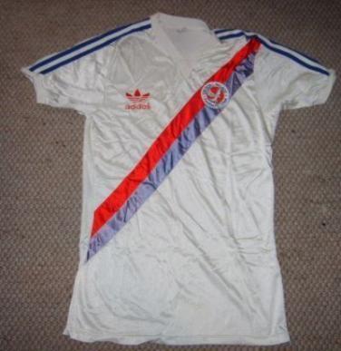 Crystal Palace home 1980