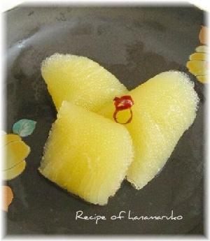 """""""Bland herring egg"""" - japanese recipe/おせちに薄味かずのこ"""