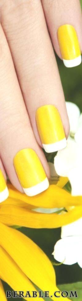 #Ideas #Manicure #Manicure yellow #Toe #Yellow Manicure Yellow Toe 51 Best Ideas...