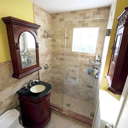 Best Sea Shore Decor Images By Dina Clary On Pinterest Vessel - 5x7 bathroom remodel
