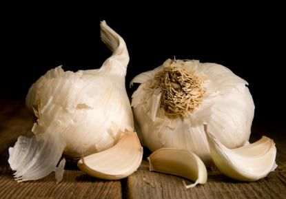Attention Garlic Lovers - delicious easy garlic recipes including Garlic Alfredo sauce, Garlic Chicken, Garlic Penne and more - MissHomemade.com