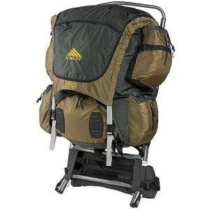 kelty trekker external frame backpack 3900 cu in reviews tripleblazecom camping