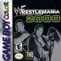 WWF Wrestlemania 2000 - Game Boy Game