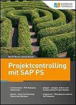 Projektcontrolling Mit Sap Ps free ebook