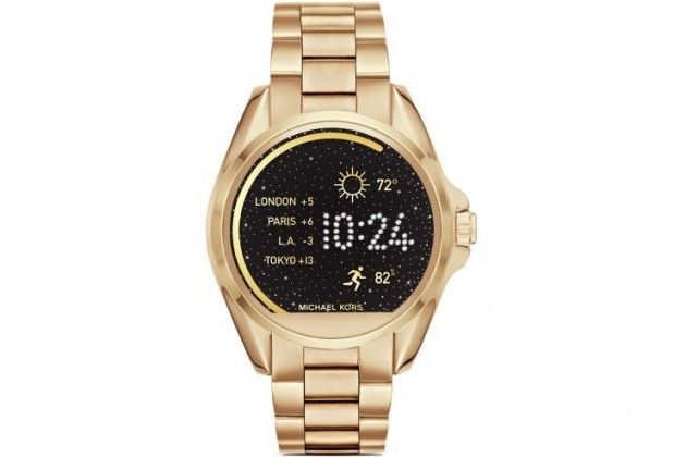Stylish Michael Kors smartwatches now available for $350 and up $95 activity trackers too