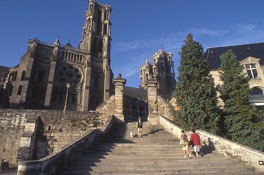La cathédrale, Laon, France