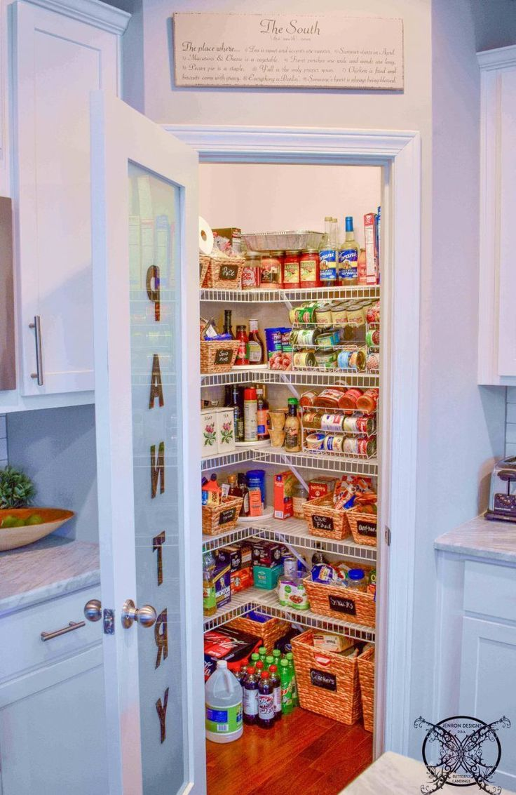17 Awesome Small Bathroom Decorating Ideas: 17 Awesome Pantry Shelving Ideas To Make Your Pantry More