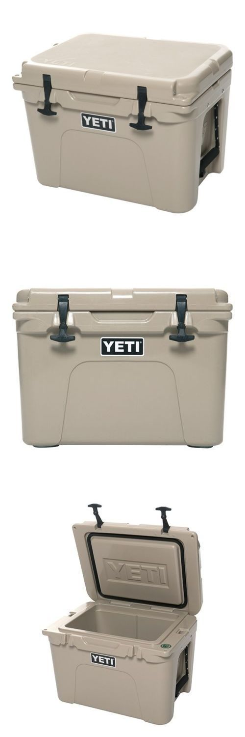 Camping Ice Boxes and Coolers 181382: *New* Yeti Tundra 35 Quart Tan Hard-Side Cooler Ice Chest Fast Shipping!! Yt35t -> BUY IT NOW ONLY: $284.99 on eBay!