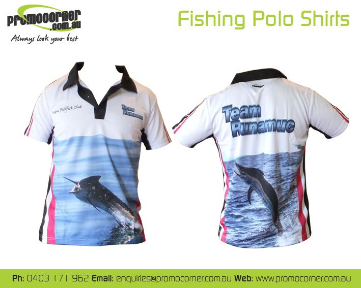 Dont let the boys have all the fun! Order your Womens fishing shirts to out shine the lads.  http://promocorner.com.au/sublimated-fishing-shirts/