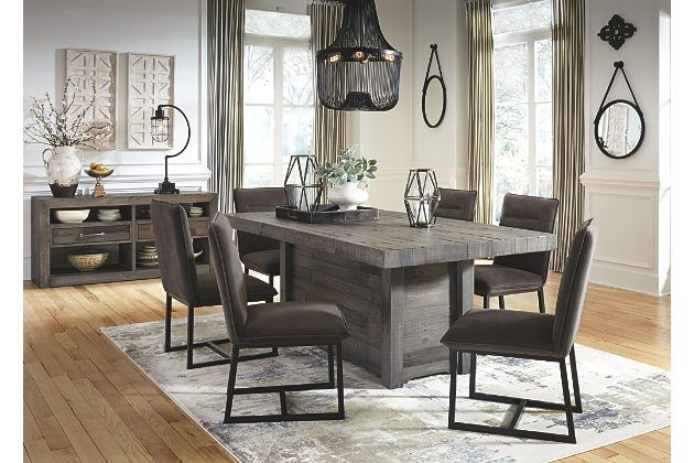 Mayflyn Dining Room Server Large Living Dining In 2019