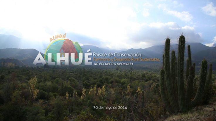 Alhué, Paisaje de Conservación