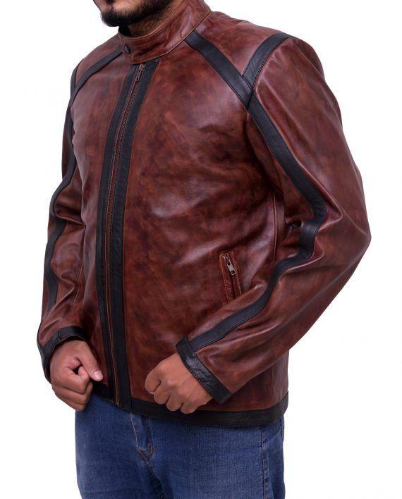 Kevin Alejandro TV Series Lucifer Brown Jacket