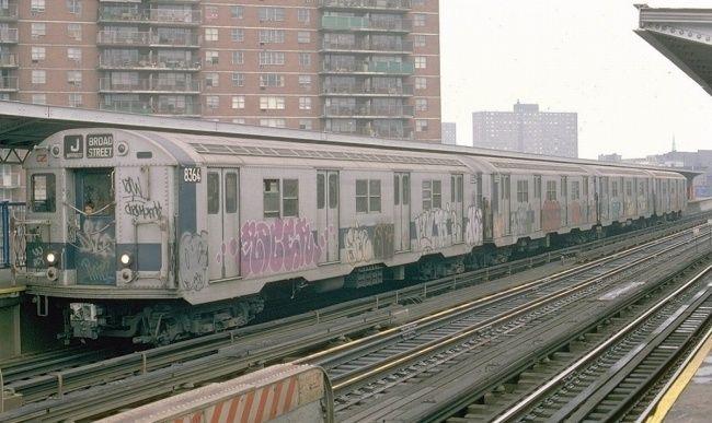 Граффити портал об уличном искусстве