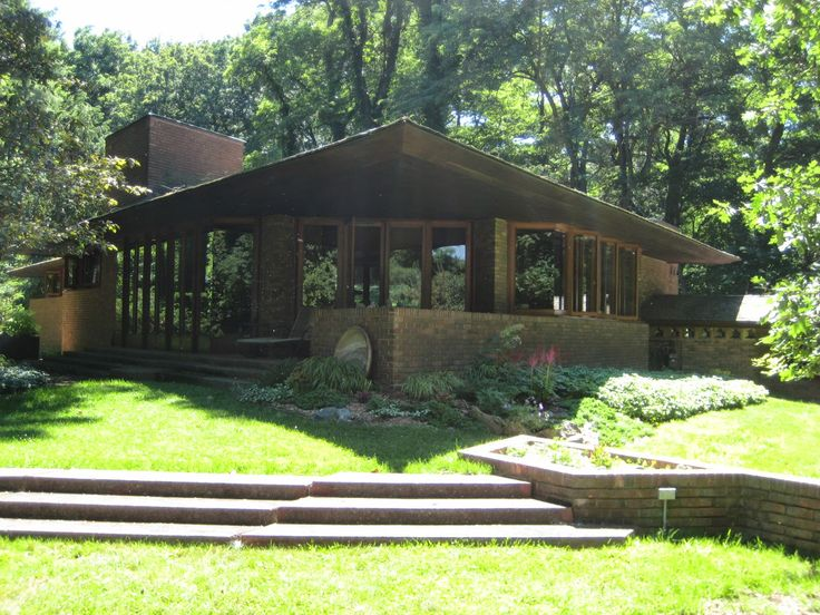 327 best frank lloyd wright images on pinterest amazing for Palmer house ann arbor
