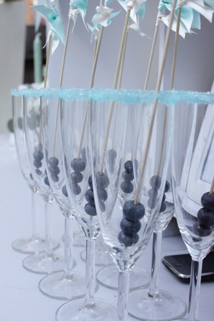 Breakfast at Tiffany's shower by Moira Events