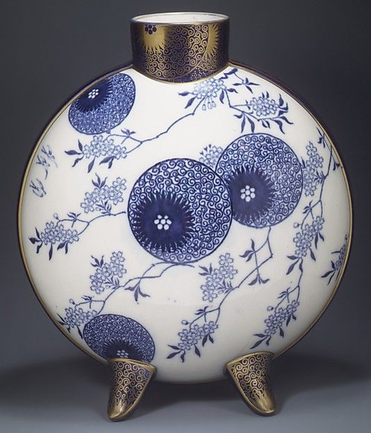 The Metropolitan Museum of Art - Moon flask