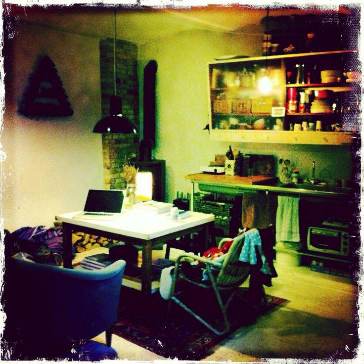 My atelier i CPH