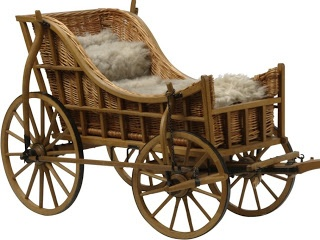 "Do you know where the word coach originated? Kocs is a town in Northwestern Hungary, where this type of horsecart became popular in the 15th century. And a Kochis szekér or ""cart from Kocs"" just became ""coach"" as the innovative rear-wheel-drive design spread across Europe. (In modern Hungarian Kocsi has actually come to mean car!)"