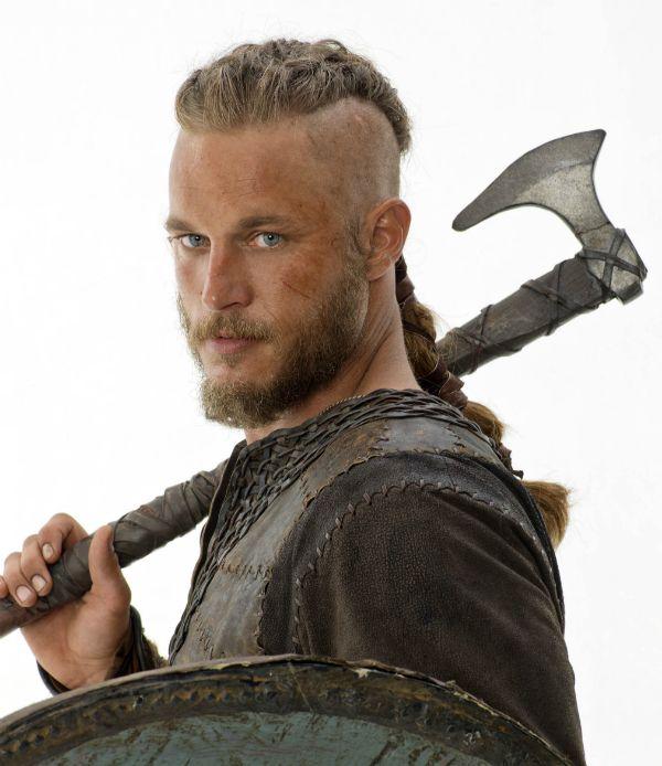 El guerrero vikingo que anunciaba perfumes de Calvin Klein