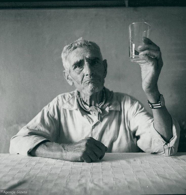 Sycylia, Włochy, 1974 r. Tadeusz Rolke