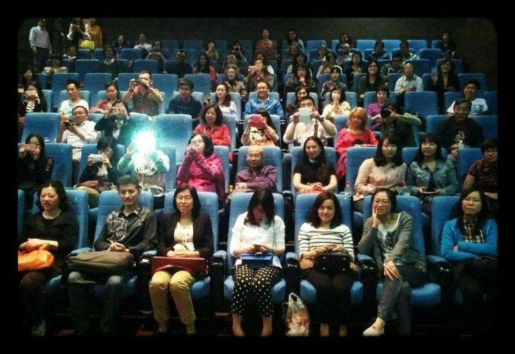 Il pubblico di ZORAN al Festival di Pechino