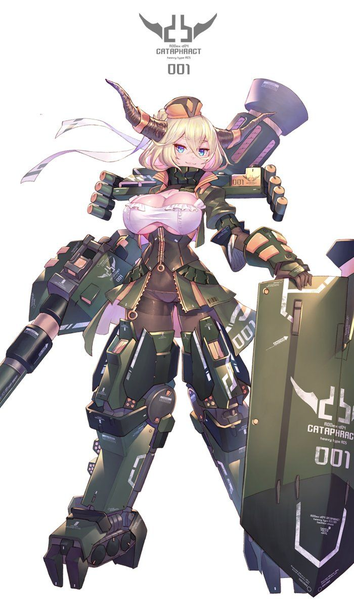 Pin By Lu Stone On Mecha Girl Anime Artwork Mecha Anime Anime Tank