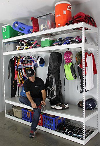 garage sports storage 10 best ideas about sports equipment on sports 15731