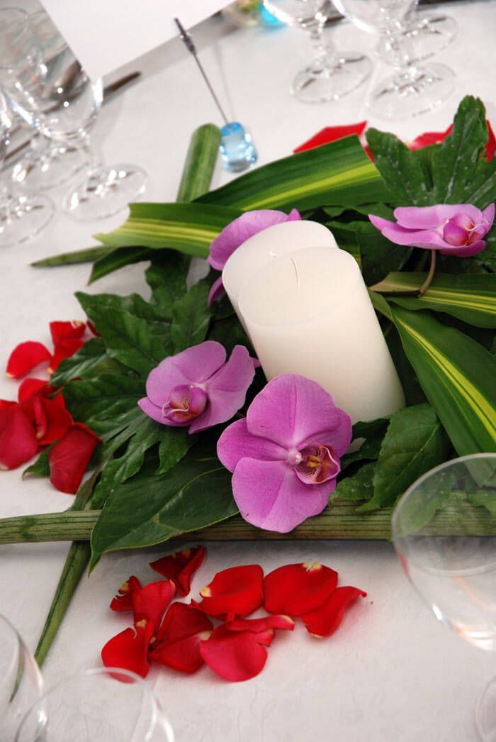 Tischdeko Mit Kerzen Bildergalerie Tischdeko Pinterest