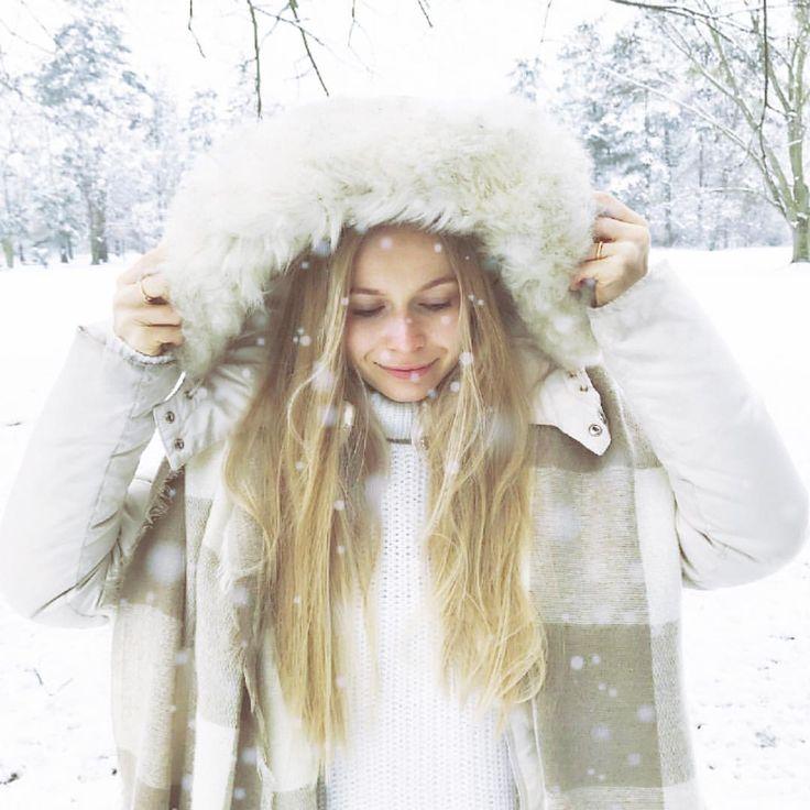 """Polubienia: 255, komentarze: 72 – Patrycja (@stateof_dreams) na Instagramie: """"Pierwszy prawdziwy zimowy #spacer 🌨 #grudzien przyniósł ze sobą duuużo śniegu ❄️ nie obejdzie się…"""""""