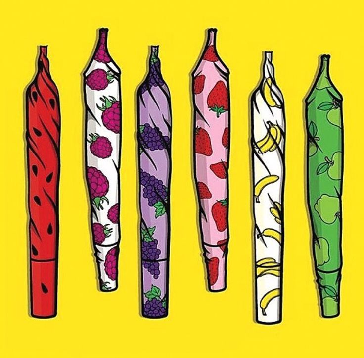 Fruity papers never looked so good. Shop our selection of #JuicyJays flavored…