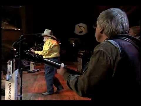 "Charlie Daniels Band ""Devil Went Down to Georgia"" Grand Ole Opry"