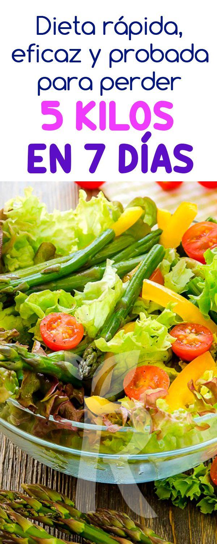 Dieta Para Adelgazar En 3 Dias Y Como Bajar De 5 A 10 Kilos Con Una Dieta Saludable Cooking Food Green Beans