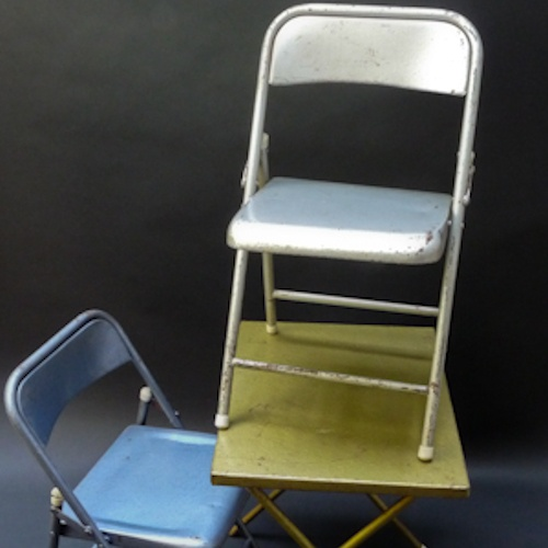 Industrial Kids Seat