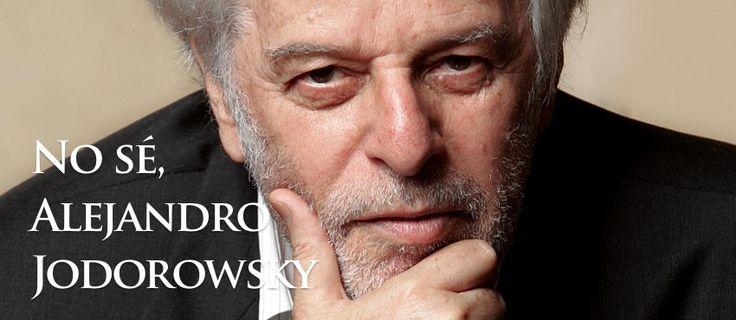 Alejandro Jodorowsky: No sé, Parte 2http://reikinuevo.com/alejandro-jodorowsky-no-se-2/