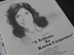 Image result for karen carpenter funeral open casket