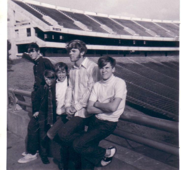 My uncles at Sanford Stadium. Athens GA (1971) http://ift.tt/2Ae8j5W