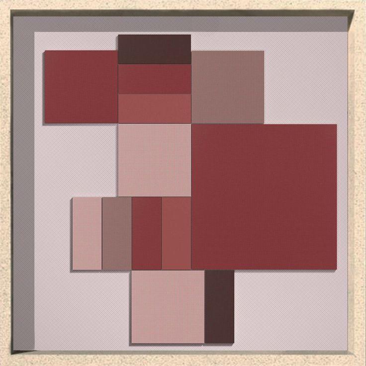 Vogue Graph: Red is Passion. Discover all of 30 colors on our website and start to design with graph! www.ceramicavogue.com  #ceramica #ceramics #tiles #ceramicsofitaly #tileometry #plitka #tegels #carrielage #texture #grid #designinspiration  #design #tile #keramik #graph #millimetre #interiordesign #architecture #wall #porcelain #blackandwhite #piastrelle #interiordecor #colors #grid #gridlines #architectureporn  #archiproducts #archilovers #ceramicavogue