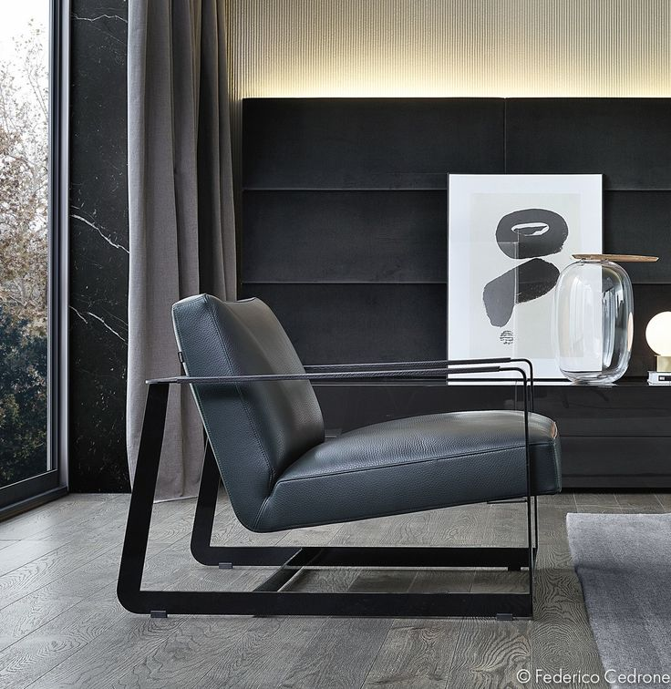 Gaston Chair By Vincent Van Duysen For Poliform 2015